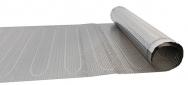Hliníkové topné rohože AL MAT jsou určeny pod laminátové a dřevěné plovoucí podlahy instalované do koupelen (FENIX GROUP)