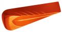 3.Klín Fiskars štípací spirálovitý velký1000600  Kovaný akalený klín se spirálovitou konstrukcí azakulaceným vrškem. Ocel C40a, kalená na tvrdost 36–42 HRC. Délka 220 mm, hmotnost 2200 g. Cena 599 Kč