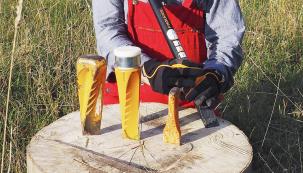 TEST: 4x štípací klíny Fiskars