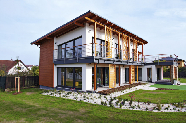 DifuTech – unikátní konstrukční systém pro energeticky úsporné dřevostavby (ATRIUM)