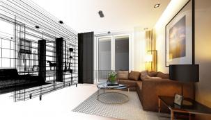 Vnašem seriálu ohledání ideální podoby domova se dostáváme dohlavní obytné místnosti. Vprojektech novostaveb irekonstrukcí je už dnes téměř samozřejmostí propojení obytného prostoru skuchyní.