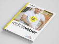 Weber v rámci osvěty stavebního řemesla opět vydává na vlastní náklady unikátní publikaci pro stavebníky – RÁDCE 2019. Letos přichází na trh již šestnáctý ročník. (Zdroj: Weber)