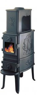 Litinový artefakt, výrobce: Morso, cena:52 500Kč  www.morso.cz Morso 2B – Classic jsou klasická sálavá litinová kamna na dřevo. Mají pohyblivý rošt, vyhřejí plochu do 120m2 a splňují nejpřísnější požadavky.