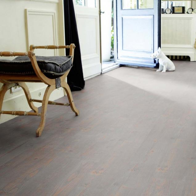 Vinylová podlaha TARKETT STARFLOOR VINTAGE washed pine grey (Zdroj: BRICOFLOR)