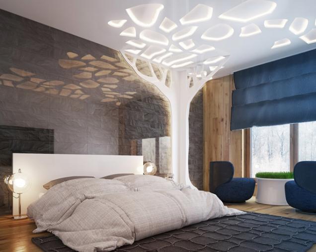 Zaslouží si vaše ložnice malou změnu? Nebo plánujete rovnou velkou rekonstrukci? Podívejte se, co si pro nás letos bytoví designéři připravili a jaké novinky by vás neměly minout. (Zdroj: Matracetropico.sk)