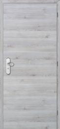 Dveře Masonite CPL laminát deluxe, dekor borovice švédská horizontální (Zdroj: Masonite)