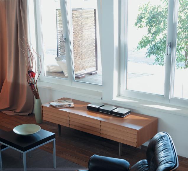Plastová okna v domě (Zdroj: Svet-oken.cz)