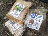 Vespecializovaných zahrádkářských obchodech si snadno pořídíte nejrůznější osivo, jednodruhové nebo směsi.