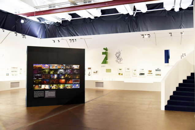 """Na Pražském výstavišti v prostorách Křižíkova pavilonu E je otevřena do konce května putovní výstava """"Pixar – 30 let animace"""".  Návštěvníci mohou nahlédnout do zákulisí vzniku animovaného filmu, od prvního Příběhu hraček z roku 1995 až po současnost. Praha je třicátou destinací, kde se za posledních pět let výstava konala.  (Zdroj: Knauf)"""