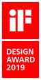 iF Design Award 2019 – logo (Zdroj: Schüco)