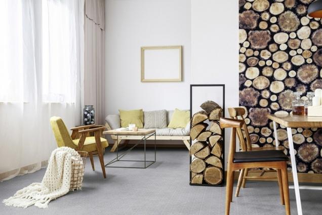 GERFLOR Home Comfort, dekor 2018 Mandala Clear (Zdroj: GERFLOR)