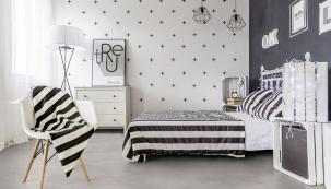 GERFLOR Home Comfort, nový dekor 2018 LEONE GREY (Zdroj: GERFLOR)
