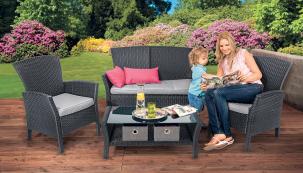 Vyhrajte zahradní set od ASKO - nábytek!
