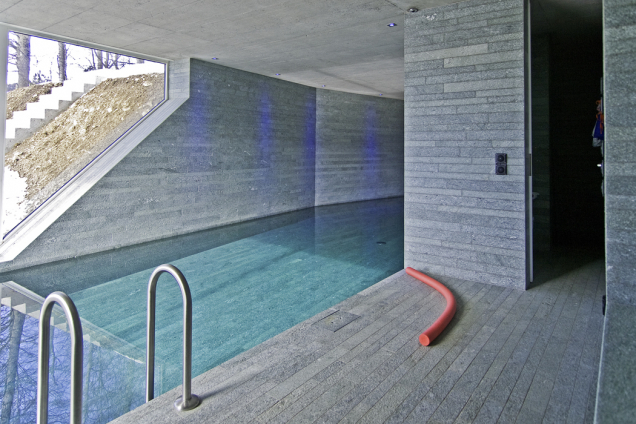 Bazény a domácí wellness se stávají čím dál oblíbenější. Co by vám při jejich realizaci nemělo uniknout, aby mohly plnit na 100 % svou funkci a zachovaly si dlouhou životnost? (Zdroj: Sika)