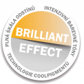 Brilliant effect (Zdroj: Baumit)