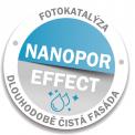 Nanopor effect (Zdroj: Baumit)
