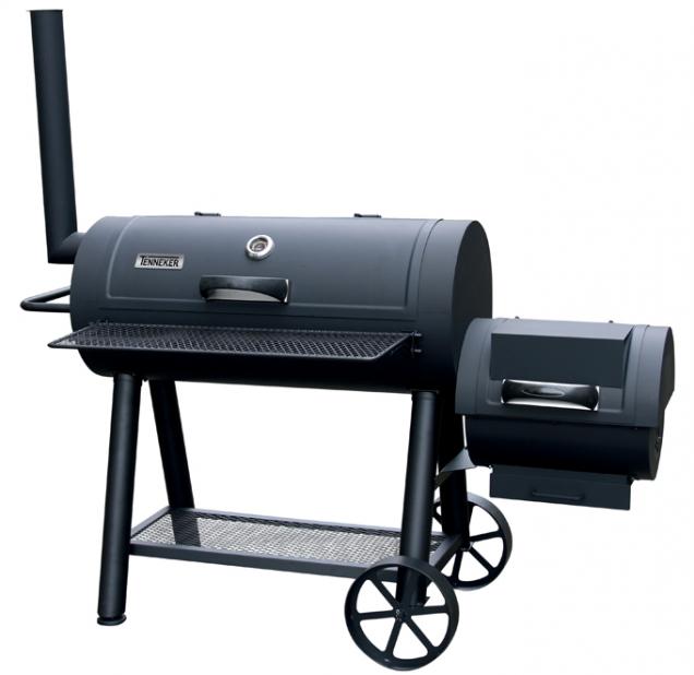 Gril Tennerker TC Smoker XL (Zdroj: Hornbach)