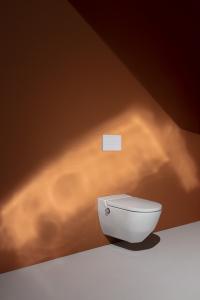 Vyspělý sprchový klozet Cleanet Navia (Zdroj: Laufen)