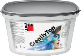 Produkt Baumit CreativTop (Zdroj: Baumit, spol. s r.o.)