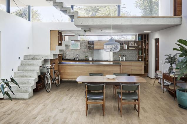 Dřevěná podlaha KÄHRS (Zdroj: KPP)