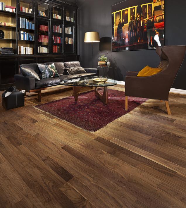 Jednotlivé místnosti či části bytu se liší svým využitím atím pádem izatížením. Napodlahách je to vidět snad nejvíce, aproto je výběr podlahové krytiny zásadní otázkou. Trendem jsou dnes bezbariérové podlahy ajednotné krytiny. Je to nejen estetické, ale také velmi praktické.