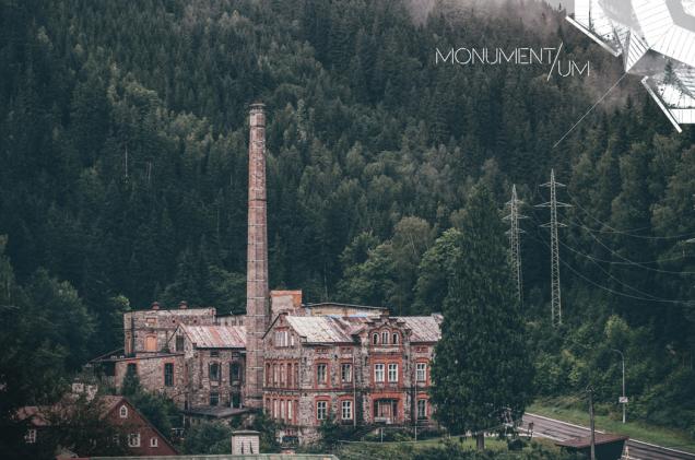 Projekt MONUMENT/UM, Fabrika Temný Důl (Foto: Pepa Dvořáček)