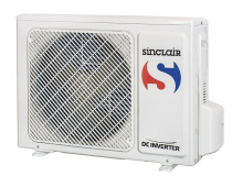 Klimatizační jednotka ze série FOCUS PLUS disponuje vyšší účinností, sedmi rychlostmi ventilátoru ataké novým dálkovým ovladačem (SINCLAIR)