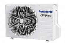 Venkovní jednotka splitové klimatizace Panasonic Inverter vyniká přesnější regulací teploty vnitřního prostředí (PANASONIC)
