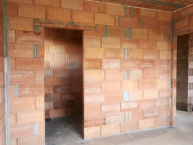 Kvalita interiérových příček zásadně ovlivňuje kvalitu vnímání domova. (Zdroj: Wienerberger)