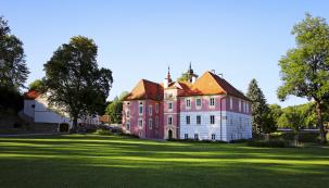 Vrámci červnové akce Víkend otevřených zahrad si mohou zájemci každý rok prohlédnout celou řadu soukromých aveřejných prostor. Vmalé jihočeské obci Koloděje nad Lužnicí letos obdivovali kromě příkladné rekonstrukce zámku Mitrowicz izahradu, která si zachovává svoji historickou vznešenost, ale nabízí celou řadu moderních prvků.