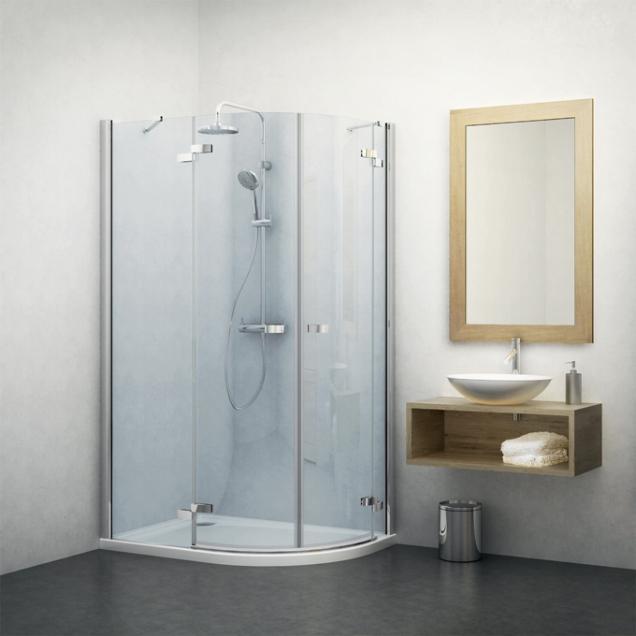 Sprchový kout Roltechnik (Zdroj: HORNBACH)