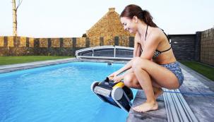 1.Vysavač bazénů: výrobce Albixon, cena:27100Kč