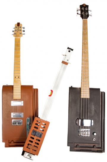 Figarocaster, Klinkerbox, Figarobass (Zdroj: Wienerberger)