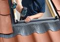 Montáž střešního okna vyžaduje zcela přesné dodržení pracovního postupu (VELUX)