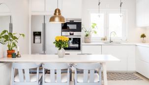 Jednotlivé místnosti v domě lze elektricky odpojit od sítě. Významné je to například v rámci kuchyně, kde se nachází řada elektrospotřebičů.