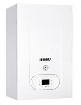"""Enbra CD 24H – účinnost kondenzačních kotlů vychází ze vztahu kvýhřevnosti, tzn. že lze vypočítat """"neuvěřitelnou"""" účinnost až 109% ao25% nižší spotřebu paliva (ENBRA)"""