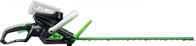 Aku nůžky na živý plot for_q (Zdroj: Hornbach)
