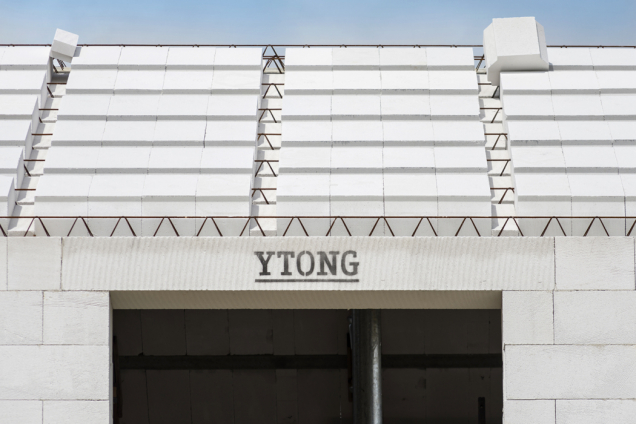 Konstrukce Ytong Komfort byla použita při stavbě rodinného domu v Lovosicích. (Zdroj: XELLA)