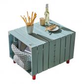 Odkládací stolek súložnýmprostorem (Zdroj: Hornbach)