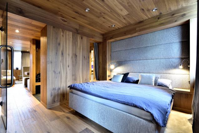 KPP Apartmán Krkonoše – dřevěné krytiny Kährs – dekor Dub Ydre (Zdroj: KPP, foto: Petr Mužík)