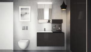 Velká variabilita přesně pro vaši koupelnu (Zdroj: Geberit)
