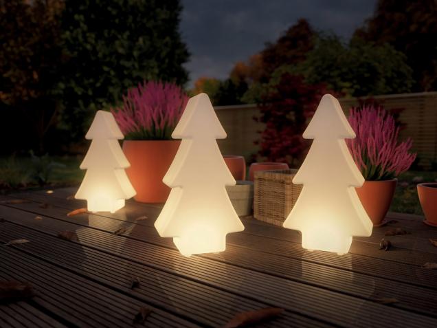 Venkovní osvětlení Paulmann tree (Zdroj: Hornbach)