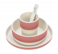 Sada Lässig Dish set Bamboo (Zdroj: Babypoint)
