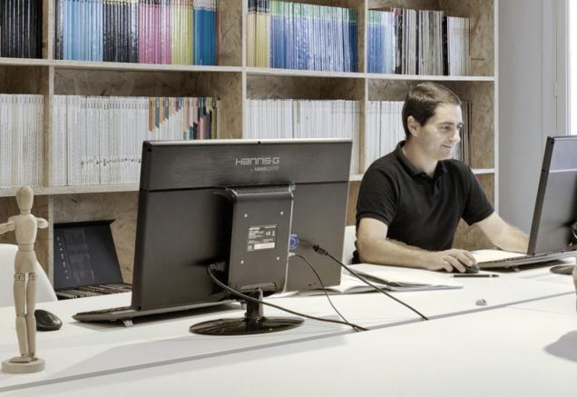José Amorós Gonzálvez, Estudio Arn Arquitectos, Elche. (Zdroj: Estudio Arn Arquitectos, Elche)