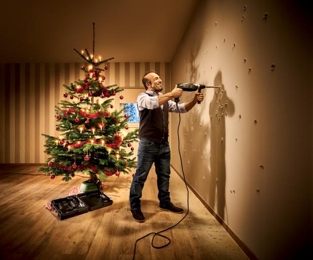 Vánoční stromek (Zdroj: Hornbach)