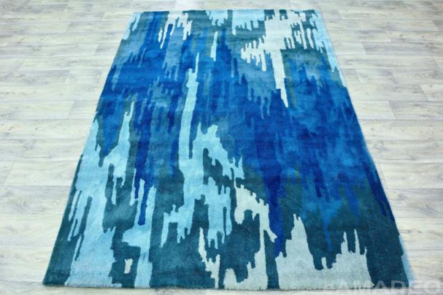 Originální kusový koberec Indie (Zdroj: eamadeo.cz)