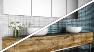 Rekonstrukce koupelny je nejtěžší stavební i zařizovací počin, protože pracujete na poměrně malém prostoru v prostředí vyžadujícím dlouhodobou odolnost proti vodě