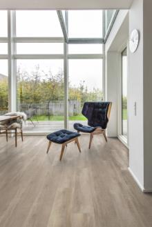 Kährs minerální podlahy SPC - kolekce Wood Design, dekor Riva (zdroj: KPP)