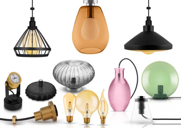 Kolekce společnosti LEDVANCE pod názvem Vintage Edition 1906 disponuje klasickým vzhledem, který znovu staví do popředí již dlouho zapomenutý designový prvek – světlo samotné. Čisté tvary, kvalitní komponenty i hodnotné materiály kontrastují s nejmodernější LED technologií. (Zdroj: LEDVANCE)