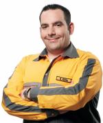 Richard Klička, odborník z oddělení stavebniny v projektových marketech Hornbach